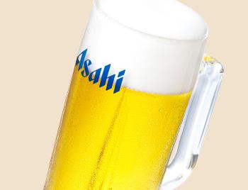 生ビール(アサヒ)