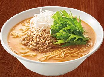 【期間限定】担担麺 並750円(税別)