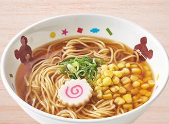 お子さまラーメン 190円(税別)
