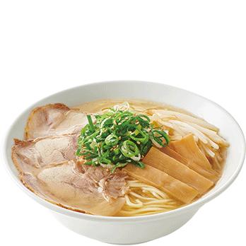 しおラーメン 並730円(税別)